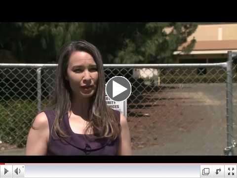 Anna May speaks about the housing development approved for Downtown Hayward