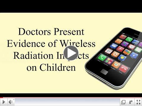Press Conference Before the Pediatric Academic Societies Conference: Evidence of Wireless Radiation Impacts on Children