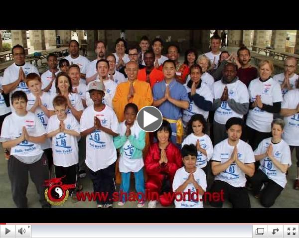 Shaolin Institute World Tai Chi Day 2013 Atlanta