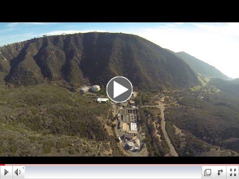 Arial video from a F450 RC quad-copter at 10, 000 feet for a first person visual (FPV) flight over nearby Aliso Canyon in Laguna Niguel, CA.