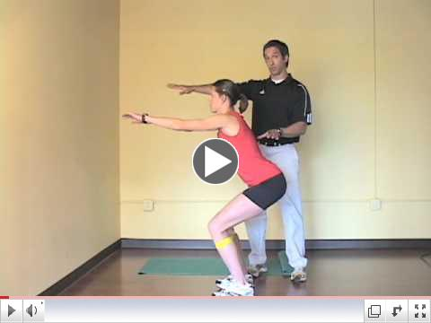 Four Essential Hip & Glut Strength Exercises for runners (beginners)