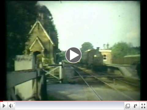 Southern Steam: Tunbridge Wells to Three Bridges.