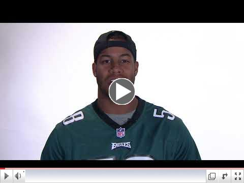 Join Brandon Hicks and CHOP for the Eagles Autism Challenge!