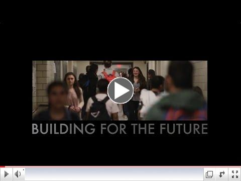 Student Director Daren Gong's Video on MHS's New Wing