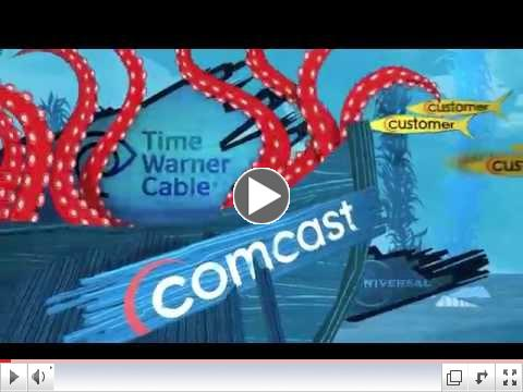 Stop Comcast from Taking Control