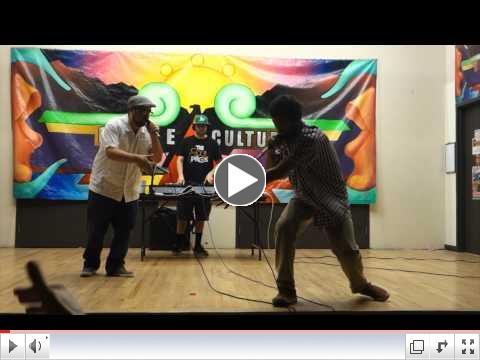 Videos from Cafe Cultura's 9/11/15 Open Mic
