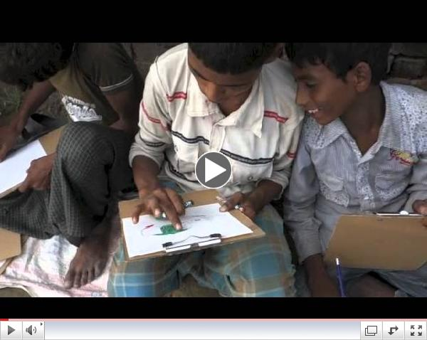 Rohingya Visual Storytelling Workshop