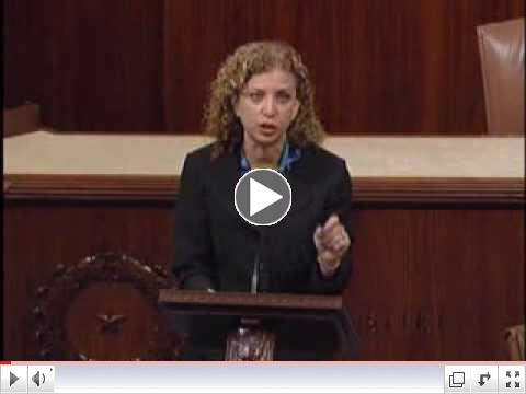 Wasserman Schultz Recognizes Breast Cancer Awareness Month