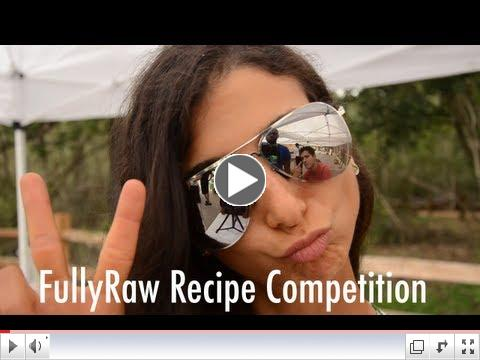 FullyRaw Recipe Competition!