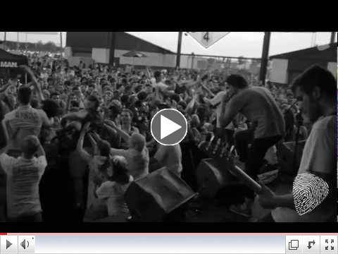 Chunk! No, Captain Chunk! - Live Video from Warped Tour
