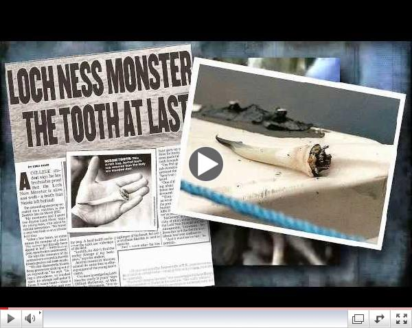Loch Ness Monster - New Discovery