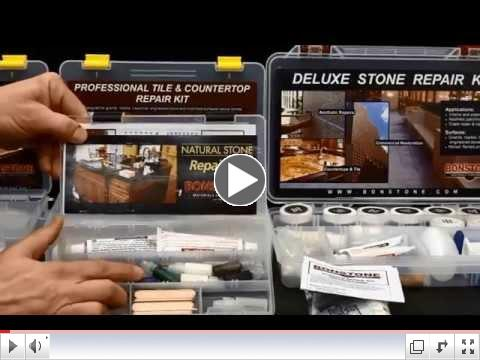 Bonstone Stone Repair Kits