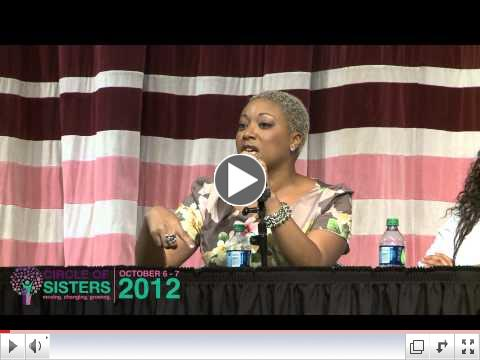WBLS Presents CIRCLE of SISTERS  2012