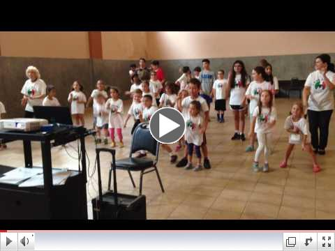 Dancing - Summer Camp, Day 15 - July 14, 2017 Video