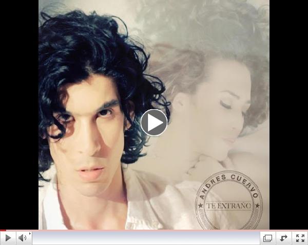 Andres Cuervo - feat  Ayiiti  - Te Extrano
