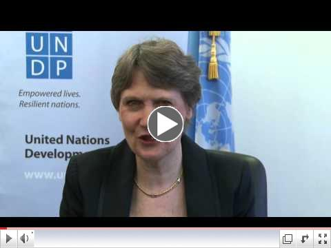 Video Statement by UNDP Administrator, Helen Clark: 2015 International Anti-Corruption Day/ UNDP