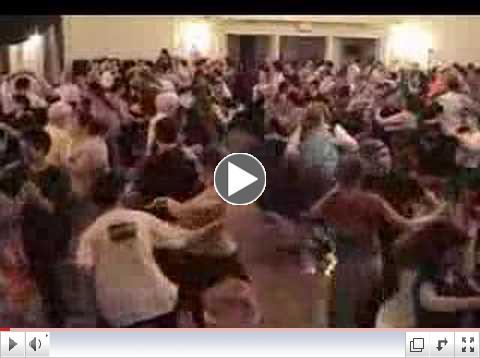 Contra dancing in Glenside, PA