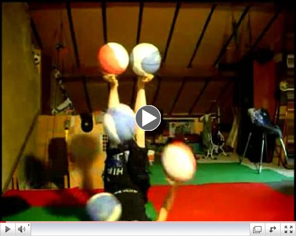 Juggling at its best