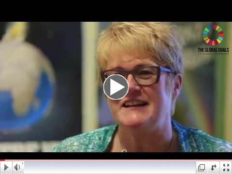Norske politikere: Hvorfor er b�rekraftsm�lene viktige?/ UNDP
