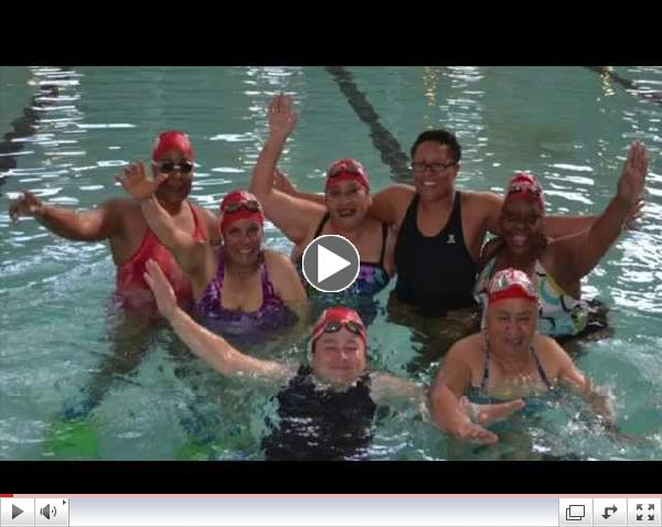Swimming Saves Lives Foundation & Richmond Plunge Masters