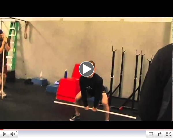 CrossFit - The Sumo Deadlift High Pull with Matt Swift