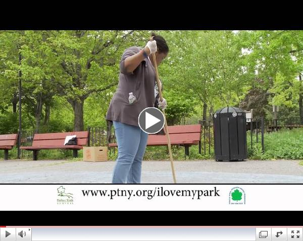 I Love My Park Day: May 4th 2013