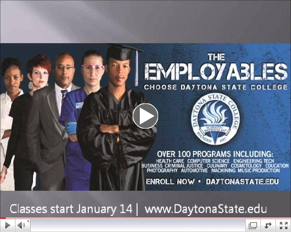 The Employables - They Chose Daytona State College