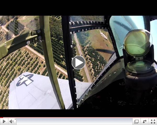 GoPro - Kermie Cam - Grumman Wildcat - Part 3