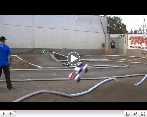 Sportsman 4x4 Short Course at Pegasus Hobbies Round 5 2013 Top Notch Summer Series