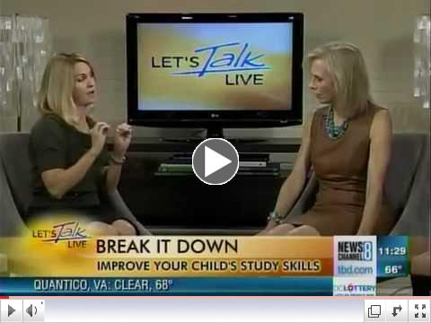 Let's Talk Live: How to Help Your Child Study (October 5, 2011)