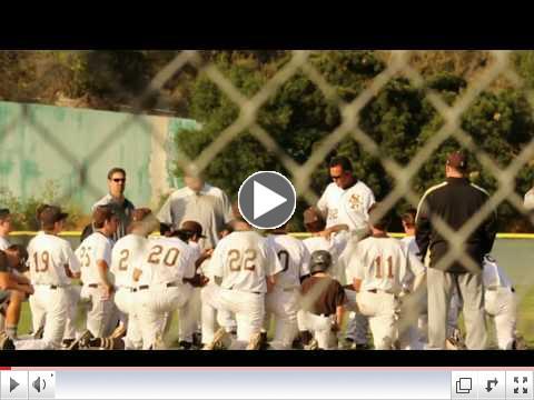 2017 SFHS Baseball Year End Video