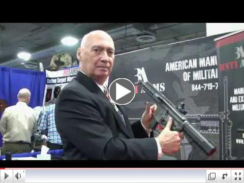 BNTI ARMS Introduction at the 2017 SHOT Show