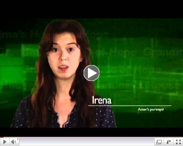 Human Trafficking Stories - Irena