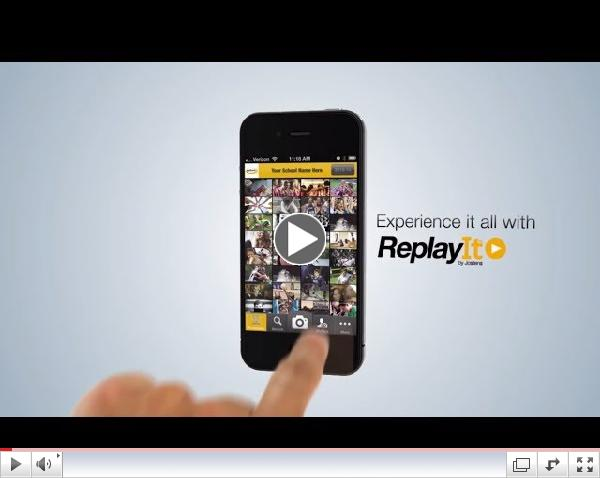 Use ReplayIt TODAY to share photos with the ELCA Yearbook Staff!