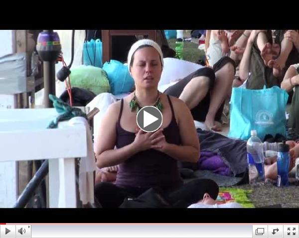 3HO Winter Solstice Sadhana Celebration 2012 - A Film by Elena Tchoujtchenko