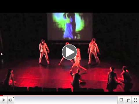 Excerpt from Adagio Ballroom section/ Tap Dance Widows Club