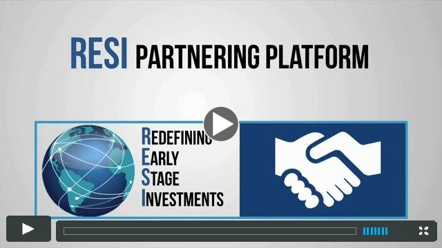 Click here to view the RESI Partnering Platform demo