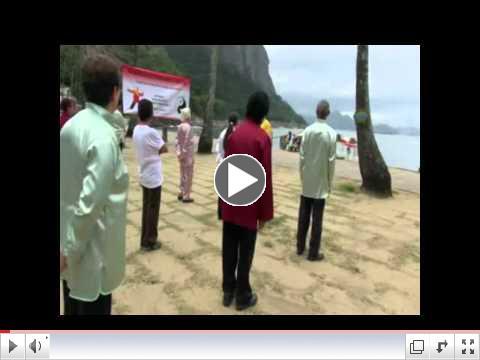 ( 2012 ????????????????????? ) Dia Mundial do Tai Chi e Chi Kung 2012