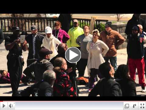 The 8th Annual Harlem Celebration of World Tai Chi and Qigong Day 2015