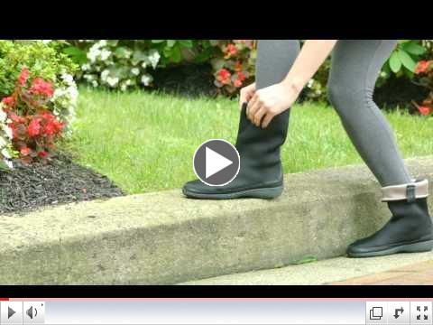 Berries Boots by Aetrex- Great Fall Wet Werather Boots