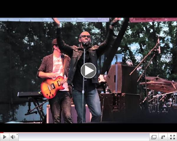 Sol Fusion performs Stevie Wonder LIVE