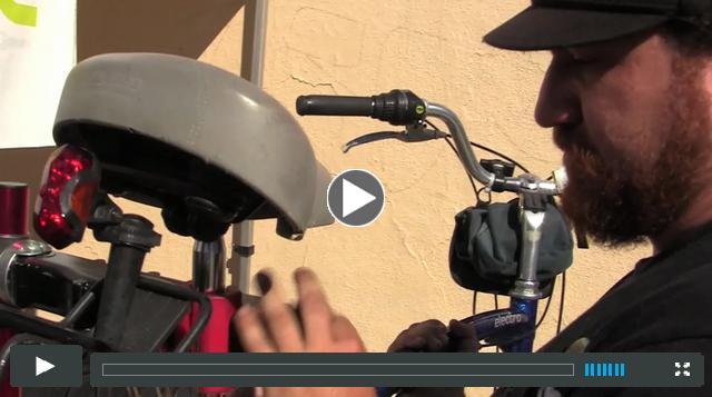 Bikerowave Offers Free Farmers Market Valet