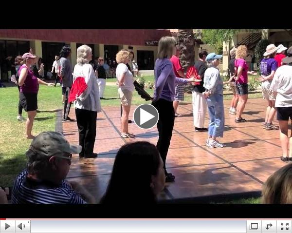 World Tai Chi & Qigong Day, Scottsdale AZ - 2012