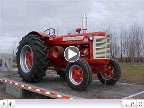 Craig Morgan- International Harvester