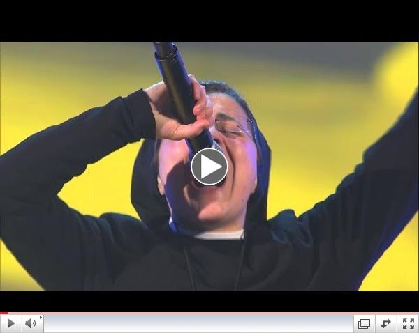 The Voice IT | Serie 2 | Blind 2 | Suor Cristina Scuccia - #TEAMJ-AX
