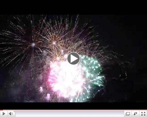 Poipu Beach Park Fireworks