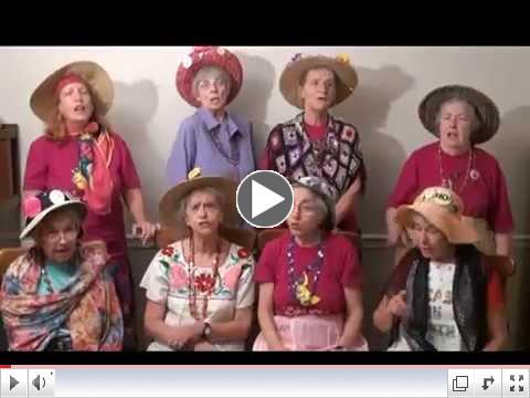 Renegade Raging Grannies
