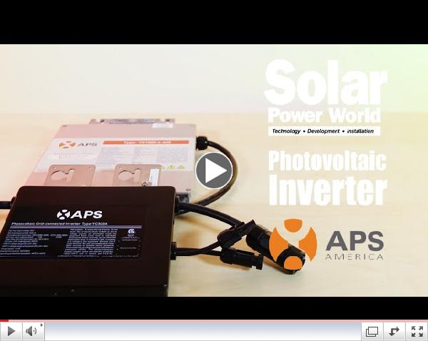 A solar microinverter that can handle more than one module