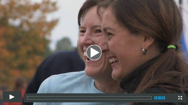 Birkie Trail Run and Trek Video