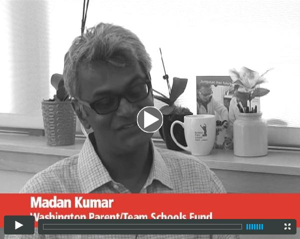 Team Schools Fund Runner Madan Kumar